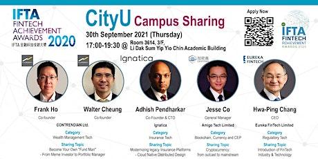 IFTA Award Winners 2020 CityU Campus Sharing tickets