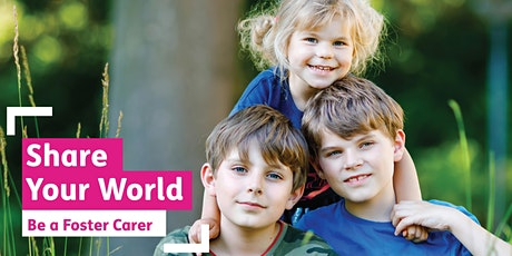 Live Foster Care Information Webinar (VIC) tickets