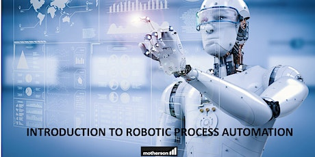 Introduction to Robotic Process Automation tickets