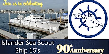 Islander Sea Scouts 90th Anniversary tickets