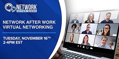 Network After Work  Virtual Networking tickets