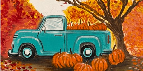 Come sip and Paint truck and Pumpkins! tickets