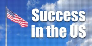 Success in the US: Getting investment, building...