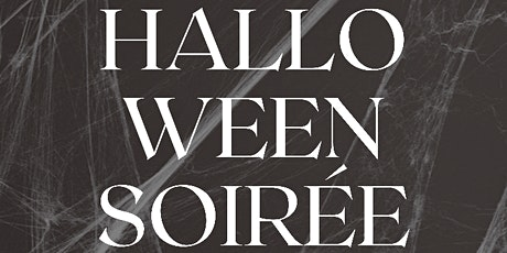HALLOWEEN SOIRÉE tickets