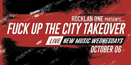 Fuck Up The CIty - Atlanta Fall Takeover tickets