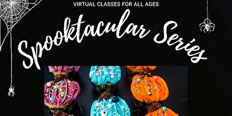 Spooktacular Series: Pumpkin Patch Cupcakes tickets