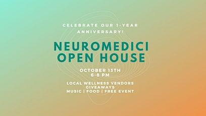 NeuroMedici's 1 Year Anniversary! tickets