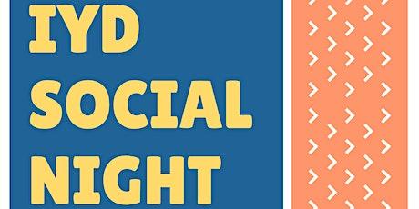 Sydney Intercultural Youth Dialogue - Social Night tickets