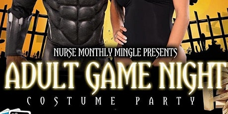 Charlotte Adult Game Night!! Costume Party tickets