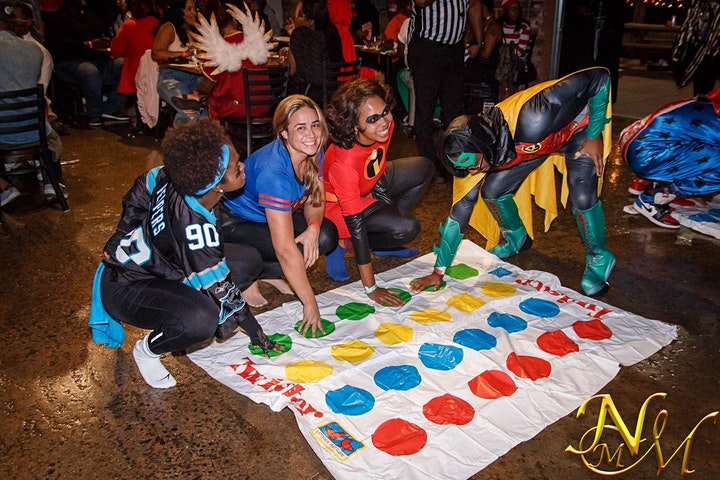 Charlotte Adult Game Night!! Costume Party image