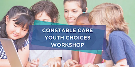 Constable Care Foundation 'Youth Choices Performance' tickets