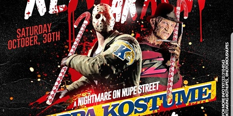 Nightmare on Nupe St - Kent vs Akron Kappa Kostume Party tickets