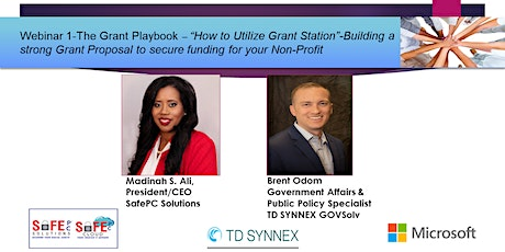 How to Utilize Grant Station ? -Building a strong Grant Proposal  that Wins tickets