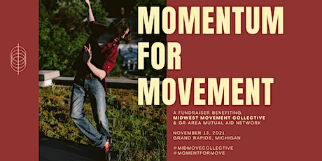 Momentum for Movement tickets