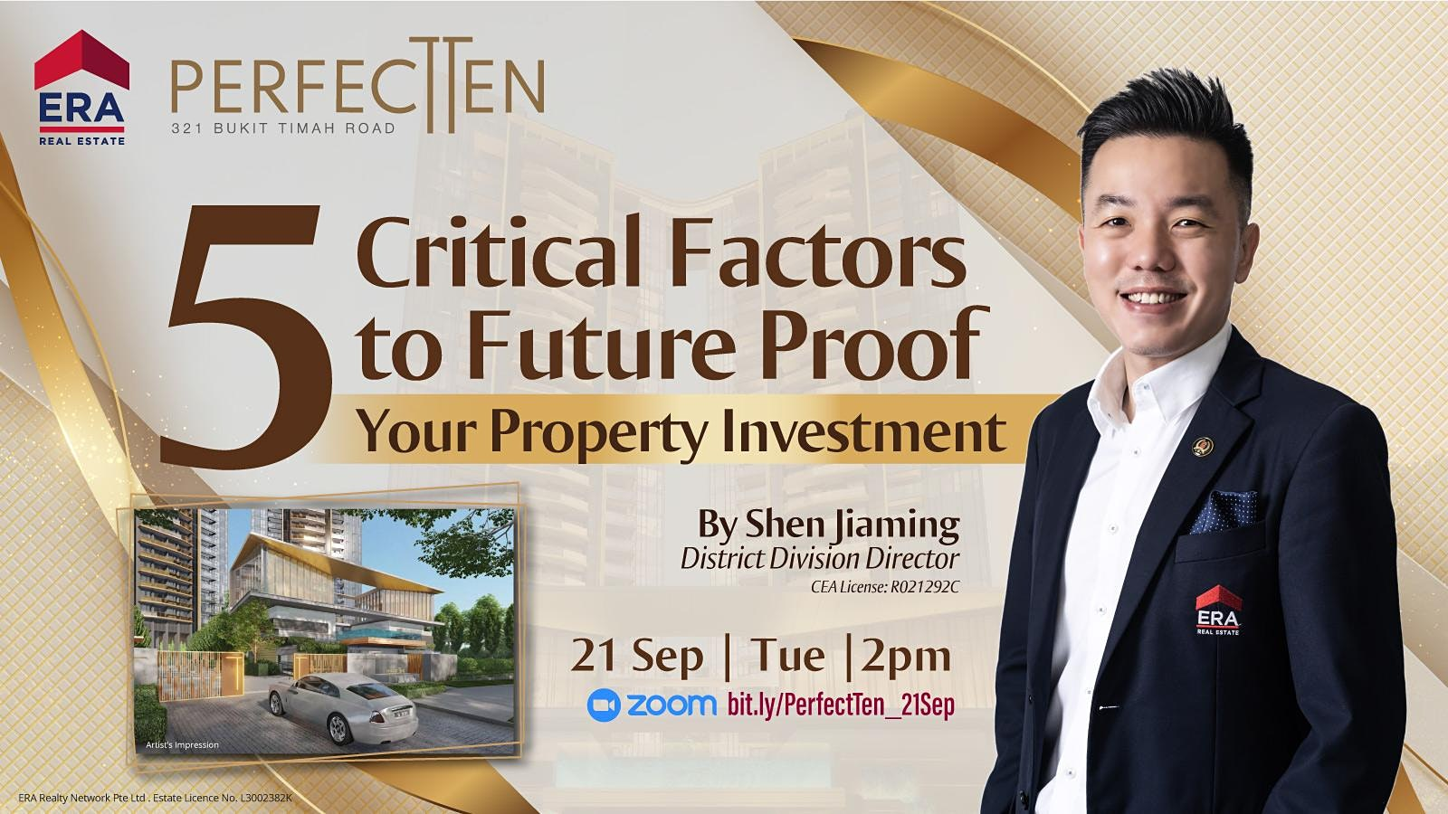5 Critical Factors To Future Proof Your Property Investment (Perfect Ten)