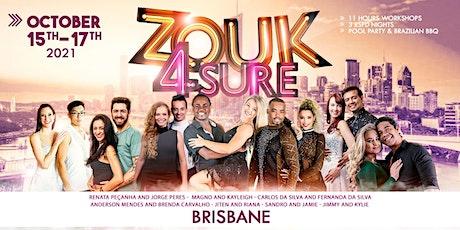 Zouk4Sure Brisbane - October tickets