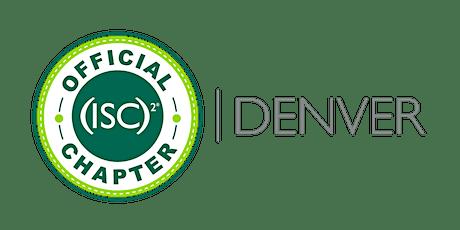 September  (ISC)2 Denver Chapter meeting tickets