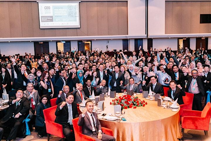 Perdana Leadership Foundation CEO Forum2021 image