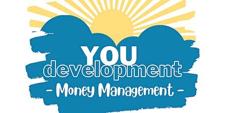 YOU Development for Teens  - Money Management tickets