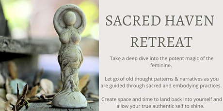 Sacred Haven Retreat tickets