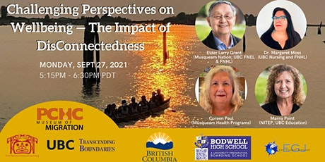 Challenging Perspectives on Wellbeing — The Impact of DisConnectedness tickets