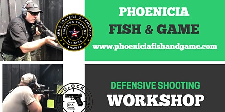 PFF Defensive Shooting Workshop tickets