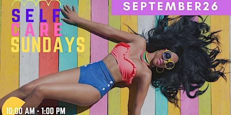 Self Care Sundays  | Yoga | Bottomless Mimosas |  Live Music  & More.... tickets