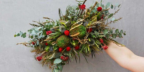 Christmas Table Runner Workshop with Helena Rose  & The Deli tickets
