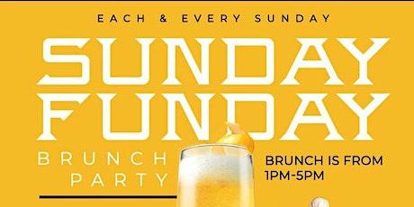 Sunday Funday Brunch @ Playoffs Sports Lounge tickets