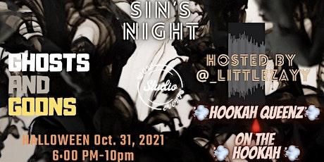 ☠️ Halloween Grand Opening  tickets