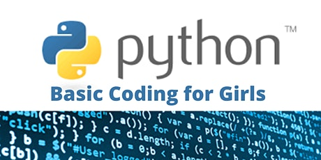 Basic Python Coding for Girls tickets