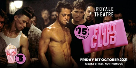 Fight Club (1999) at The Royale Theatre tickets