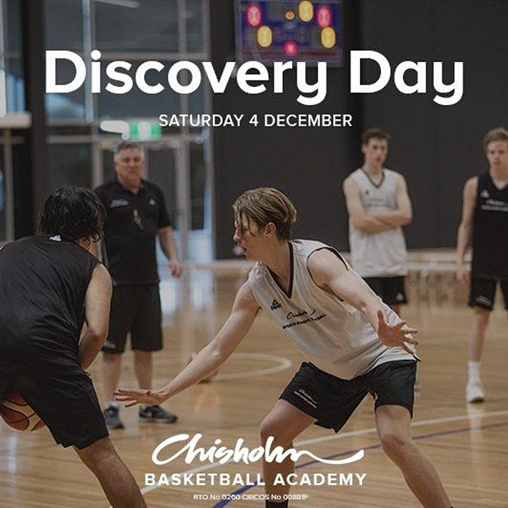 Rescheduled /Basketball Discovery Day image