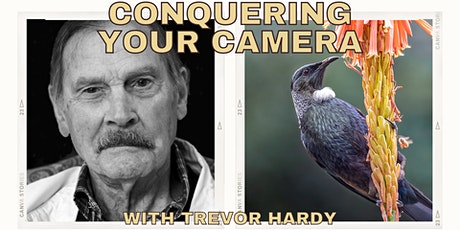 Conquering Your Camera Seminar with Trevor Hardy tickets