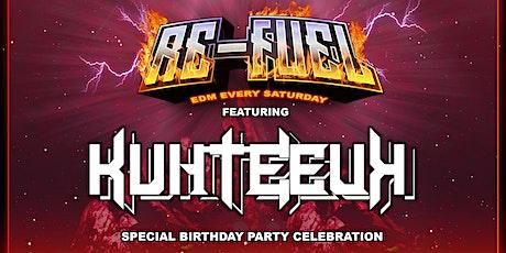 REFUEL #9 ft. KUHTEEUH (special birthday party celebration!) tickets