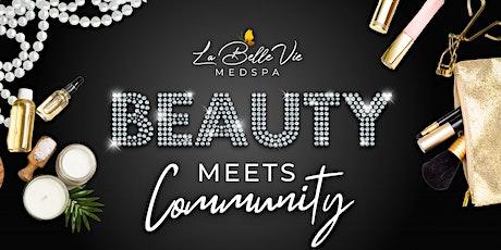 Beauty Meets Community tickets