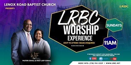 September 26, 2021 Sunday Service - Lenox Road Baptist Church tickets