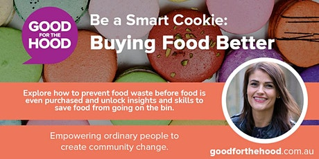 Online - Be a smart cookie: Buying food better - October 2021 tickets