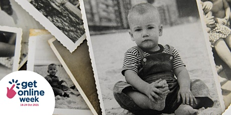Digitising your family photos and documents - Noarlunga Library tickets