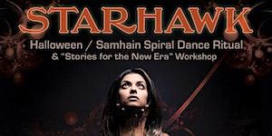 Starhawk 2015 L.A. Halloween Spiral Dance & Workshop