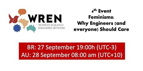 Feminisms: Why Engineers (and everyone) Should Care tickets