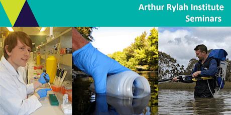 ARI Seminar: eDNA research and Murray Cod genetics tickets