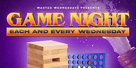 GAME NIGHT & HAPPY HOUR tickets