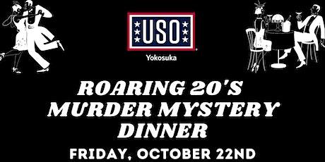 USO Yokosuka- Murder Mystery Dinner tickets