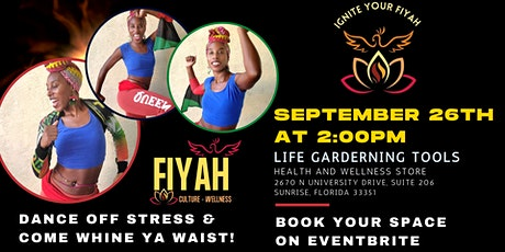 Ignite Your FIYAH w/ Phoenix   Self-Love and Wellness with a Diaspora Twist tickets