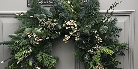 Christmas Wreath Making at Little Bolton Town Hall tickets