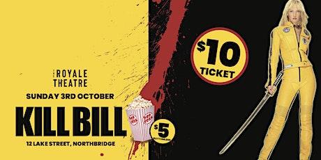Kill Bill: Vol. 1 (2003) at The Royale Theatre tickets