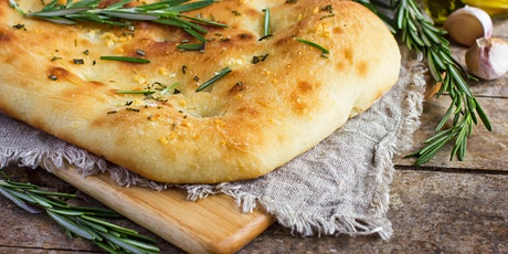 Clam Chowder with Rosemary Focaccia tickets