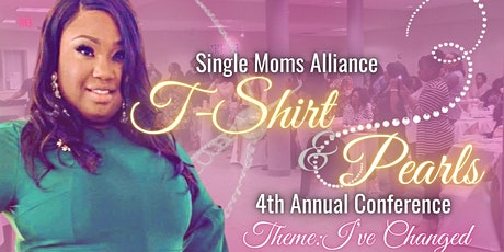 T-shirt & Pearls Conference 2021 tickets