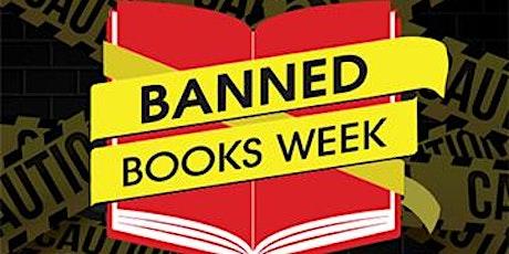 جلسة نقاشية: أسبوع الكتب الممنوعة tickets